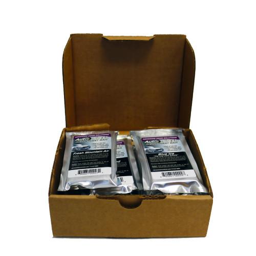 Auto Fresh Deodorant Bars Assorted Pack (10)
