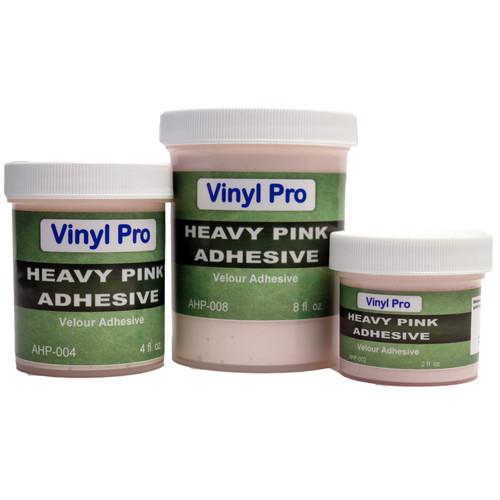 Heavy Pink Adhesive (032 oz - Quart)