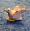 Huggler Dove in Flight