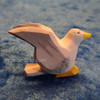 Huggler Woodcarvings Dove Flapping