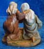 "Birth of Christ - 5"" Fontanini Nativity Holy Family 53513"