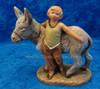 "Nisan - 5"" Fontanini Nativity Boy With Donkey 54064"