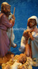 """Holy Family - 7.5"""" Fontanini Nativity Set 71811"""
