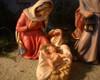 Nazarene Holy Family for LEPI Wooden Nativity