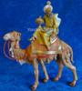 "Kings on Camels - 7.5"" Fontanini Nativity Wisemen 51814"