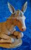 "Donkey Seated - 12"" Fontanini Nativity Animal  52933"