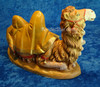 "Seated Camel - 12"" Fontanini Nativity Animal 52945"