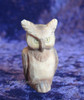 carved owl from Switzerland