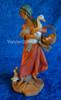 """Deborah - 12"""" Fontanini Nativity Woman w Goose 52984"""