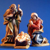 Reindl nativity set holy family.