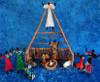 Zambian nativity set
