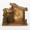 """10"""" Musical Fontanini Stable for Golden Edition Nativity"""