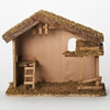 """12"""" Stable for 7.5"""" scale Fontanini Nativity figures"""