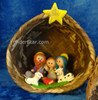 Mazipan nativity Ecuador