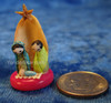 Miniature Nativity Scene from Ecuador