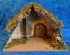 "11.25"" Fontanini Wood Stable for 5"" Scale Nativity Figures 50428"