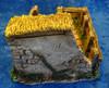 "Sheep Shelter - 5"" Scale Fontanini Nativity - 55605"