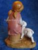 "Beth - 12"" Scale Fontanini Nativity Girl Seated 52927"
