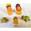 Mahalo Hawaii nativity set