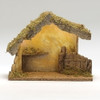 Wooden stable by Fontanini nativity