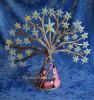 Tree of Life Nativity Scene from Haiti