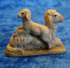 Sheep with Lamb LEPI Reindl Italian Nativity