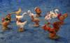 """Barnyard Birds - 5"""" Fontanini Nativity Animals 51517"""