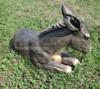 "Outdoor Nativity Donkey for 27"" Josephs Studio Nativity Set - 37520"