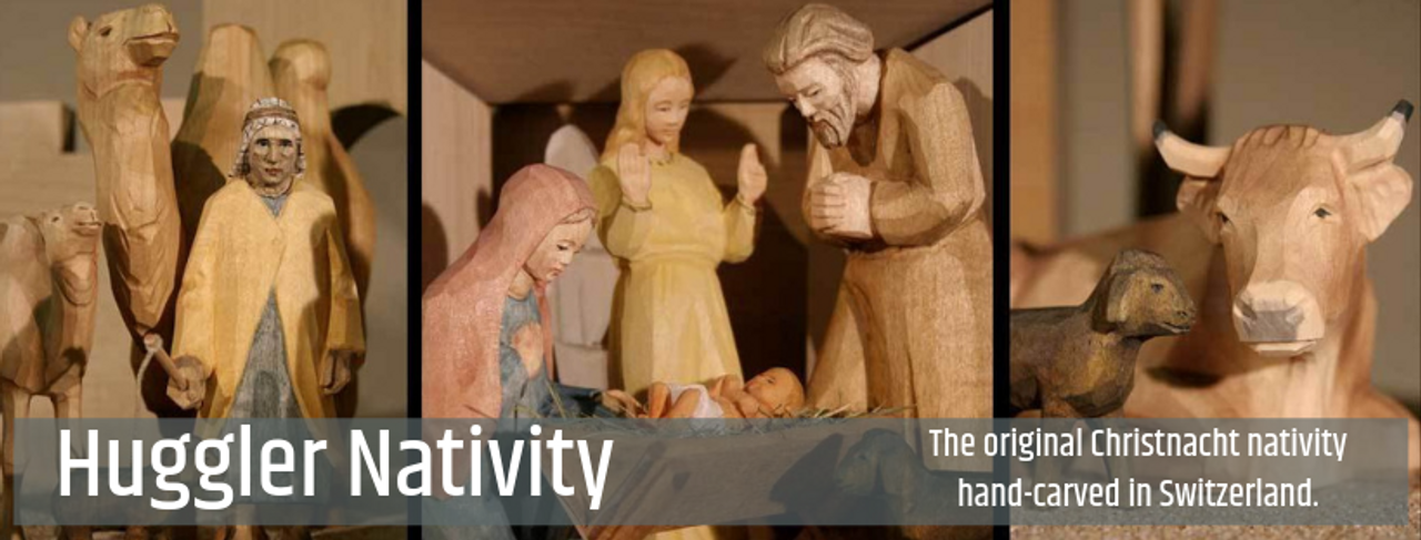Huggler Nativity - Switzerland