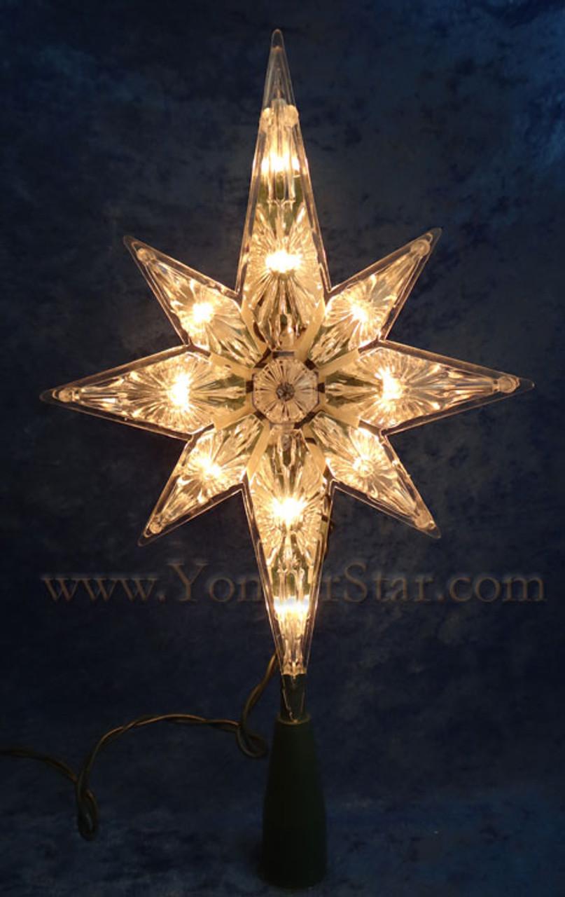 10 75 Polar Star Lighted Tree Topper