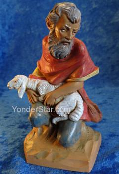 Fontanini nativity sehepherd