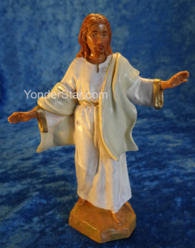 "The Risen Christ - 5"" Fontanini Life of Christ 53507"