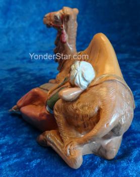 """Cyrus - 5"""" Fontanini Nativity Boy w Camel 59801"""