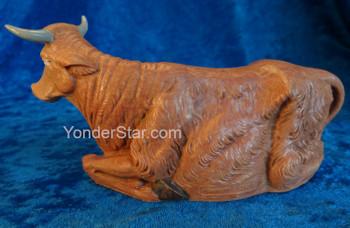 Fontanini nativity ox