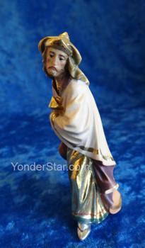 Wiseman Balthasar LEPI Nazarene Wooden Nativity