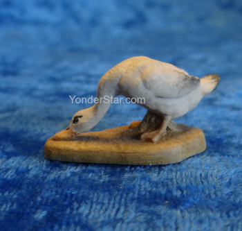 Goose Eating Reindl Italian Nativity