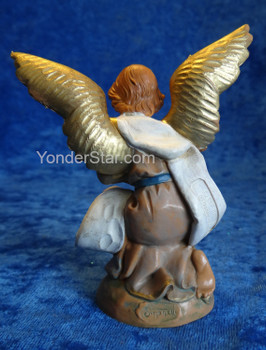 "Angel Kneeling - 5"" Fontanini Nativity Angel 72518"