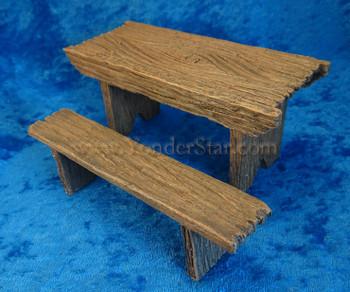 Fontanini nativity table