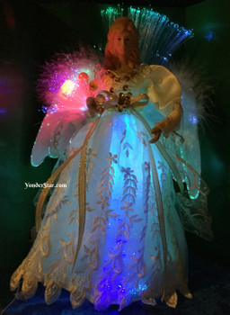 Fiber Optic Angel