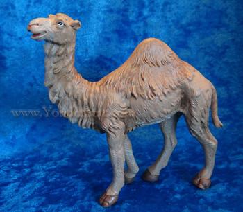Dromedary camel Fontanini nativity