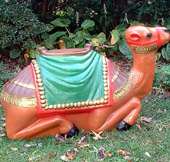 Camel for Life Size Outdoor Nativity - Out of Stock