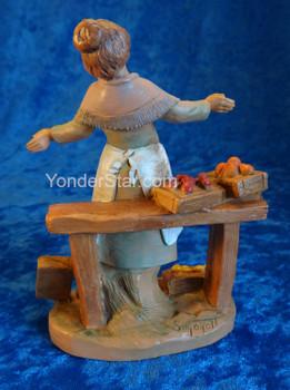 "Zofia - 5"" Fontanini Nativity Fruit Merchant  54053"
