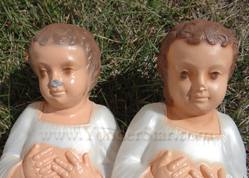 Life Size Outdoor Nativity Baby Jesus - Scratch & Dent - Qty. 1