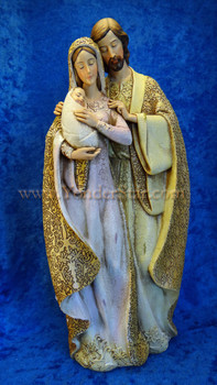 Swaddled Baby Nativity Holy Family by Joseph's Studio