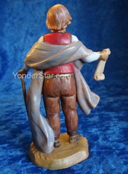 """Giorgio - 5"""" Fontanini Nativity Trader - 54087"""