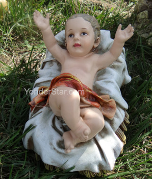 Jesus for outdoor nativity