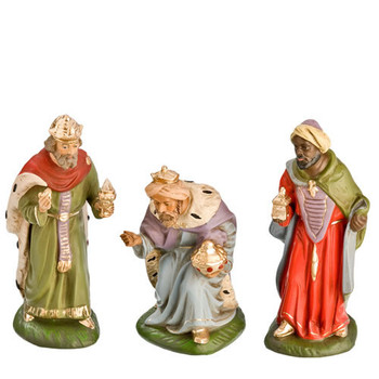 Wisemen Marolin German nativity