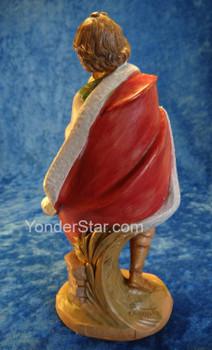 """Josiah - 7.5"""" Fontanini Nativity Bagpiper 52826"""