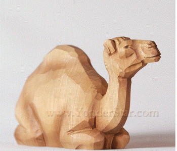 Swiss wood camel