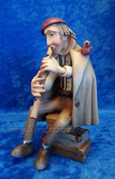 Kastlunger traveler with flute